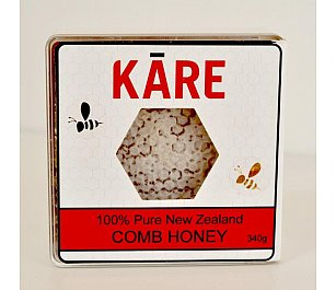 Kare Comb Honey 340g