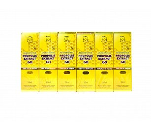 ApBee Propolis Extract 60 (Value Pack)