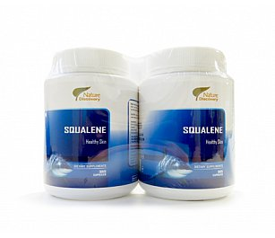 Nature Discovery Squalene 1000mg (Value Pack)