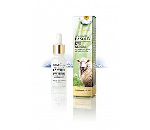 Wild Ferns Lanolin Eye Serum with Royal Jelly and Green Tea