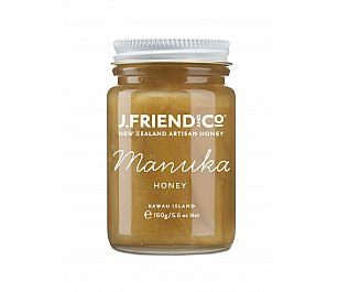 J.Friend and Co NZ Artisan Honey - Manuka Honey