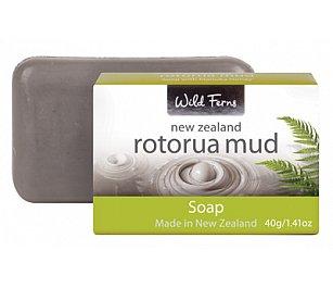 Parrs Rotorua Mud Guest Soap 40g