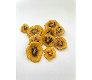 Kiwi Produce Dried Gold Kiwifruit Slices 40g