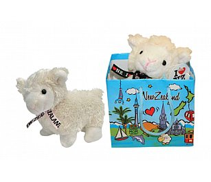 Prokiwi Soft Toy - Sheep with voice in Bag