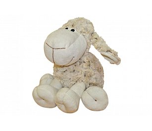 Prokiwi Soft Toy - Curly Sheep (Large)