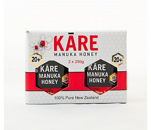 Kare Manuka Honey UMF 20+ 250gx2