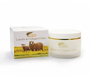 Nature Discovery Lanolin & Collagen Creme