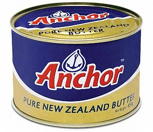 Anchor Tinned Butter 454g per Tin