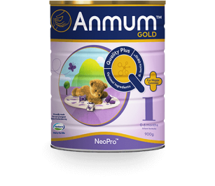 Anmum NeoPro1 – Infant formula for Happy Tummies