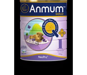 Anmum NeoPro1 – Infant formula for Happy Tummies