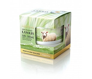Wild Ferns Lanolin Day Crème with Collagen and Placenta