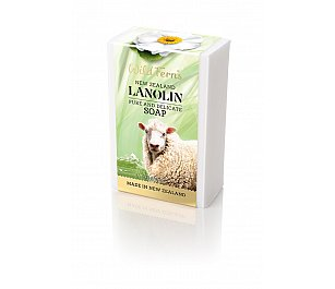 Wild Ferns Lanolin Soap