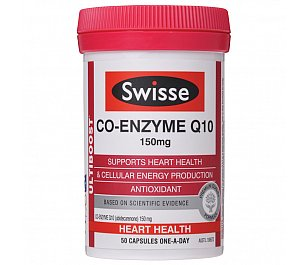 Swisse Co-Enzyme Q10 150mg