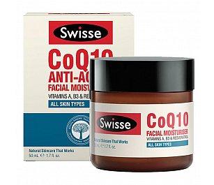 Swisse CoQ10 Facial Moisturiser