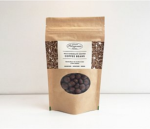 Patagonia Milk Chocolate Coated Coffee Beans