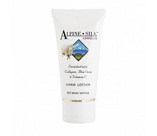 Alpine Silk Hand Lotion