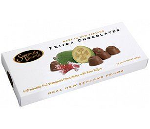 Supremely Gourmet Feijoa Chocolate