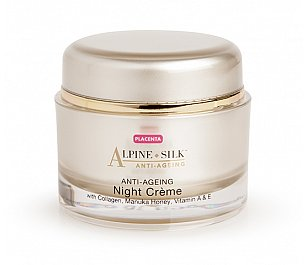 Alpine Silk ANTI-AGEING Night Crème