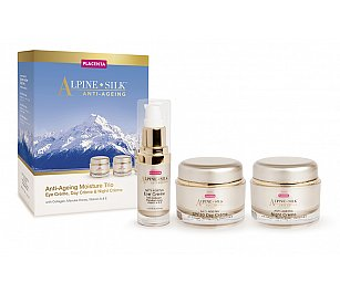 Alpine Silk ANTI-AGEING Moisture Trio