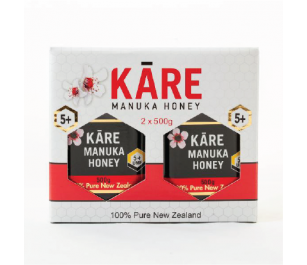 Kare Manuka Honey UMF 5+ (500gx2)