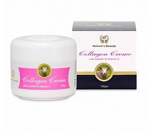 Nature's Beauty Collagen Cream