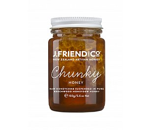 J.Friend and Co NZ Artisan Honey - Chunky Honey