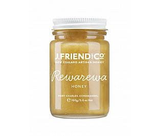 J.Friend and Co NZ Artisan Honey - Rewarewa Honey