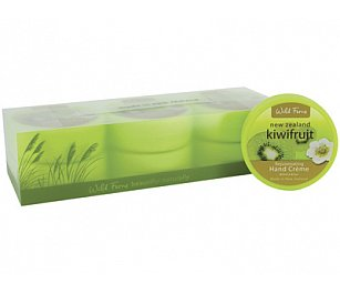 Wild Ferns Kiwi Fruit Rejuvenating Hand Creme (6 packs)