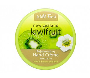 Wild Ferns Kiwi Fruit Rejuvenating Hand Creme
