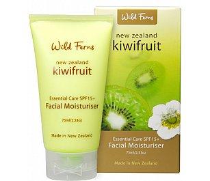 Wild Ferns Kiwi Fruit Essential Care SPF15+ Facial Moisturiser