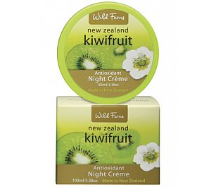 Wild Ferns Kiwi Fruit Antioxidant Night Creme