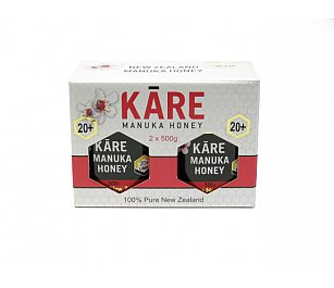 Kare Manuka Honey UMF 20+ 500gx2