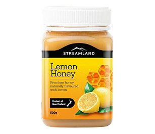 Streamland Lemon Honey