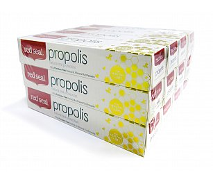 Red Seal Propolis Toothpaste (value pack)