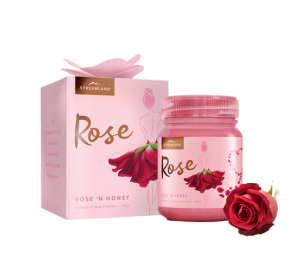 Streamland Rose Honey (500g)