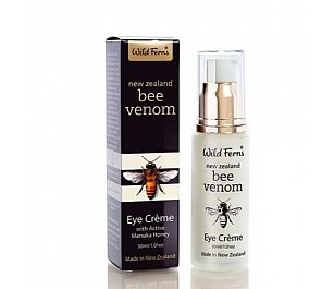 Wild Ferns Bee Venom Eye Creme with Active Manuka Honey