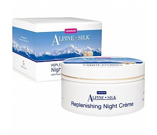 Alpine Silk REPLENISHING Night Crème