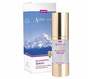 Alpine Silk REJUVENATING Serum