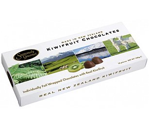 Supremely Gourmet Kiwi Fruit Chocolates - Heartland
