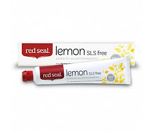 Red Seal Lemon Toothpaste