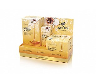 Wild Ferns Manuka Honey AM/PM Set