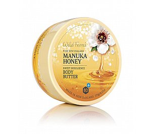 Wild Ferns Manuka Honey Sweet Indulgence Body butter