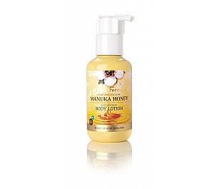 Wild Ferns Manuka Honey Nourishing Body Lotion (travel size)