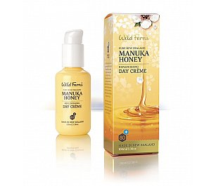 Wild Ferns Manuka Honey Replenishing Day Creme
