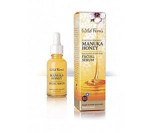 Wild Ferns Manuka Honey Radiance Renewal Facial Serum