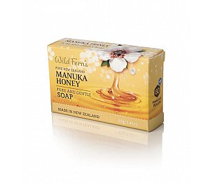 Wild Ferns Manuka Honey Pure and Gentle Soap Guest Soap