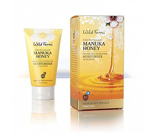 Wild Ferns Manuka Honey Hydrating Moisturiser with SPF30