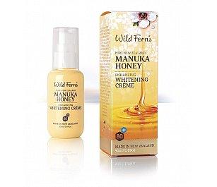 Wild Ferns Manuka Honey Enhancing Whitening Creme
