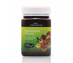 Streamland Rewarewa Honey (500g)