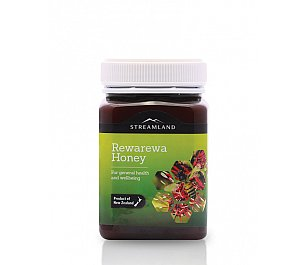 Streamland Rewarewa Honey (250g)